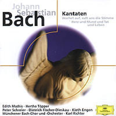 Cantata, 140, 147, : Karl Richter / Munich Bach O Etc