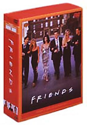 フレンズV<フィフス・シーズン> DVDコレクターズ セット1