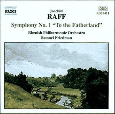 交響曲第1番「祖国に寄す」 フリードマン/ライン・フィルハーモニー管弦楽団