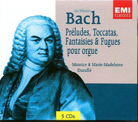 Organ Works: Durufle, Etc