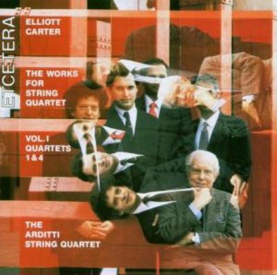String Quartet.1, 4: Arditti.q