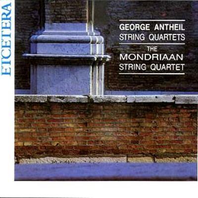 String Quartet.1, 2, 3: Mondriaansq