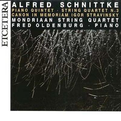 Piano Quintet, String Quartet.3: Oldenburg(P)Mondriaan Sq