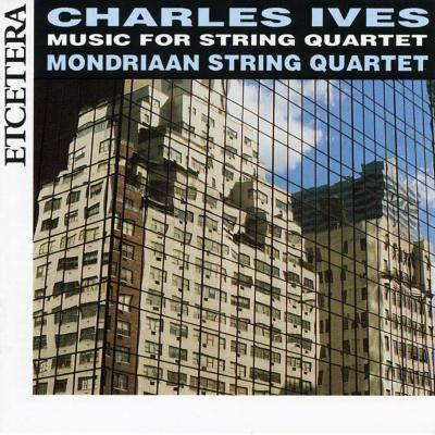Music For String Quartet: Mondriaan Sq