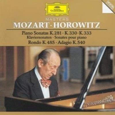 ピアノ・ソナタ第3、10、13番 ホロヴィッツ