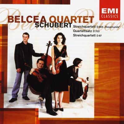String Quartet, 10, 12, 13, : Belcea Q