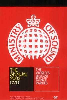 Ministry Of Sound -The Annual2003 Dvd