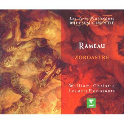 Zoroastre: Christie / Les Arts Florissants Padmore Mechaly Bonnet