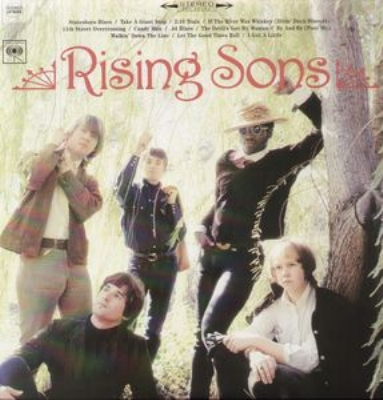 Rising Sons (アナログレコード)