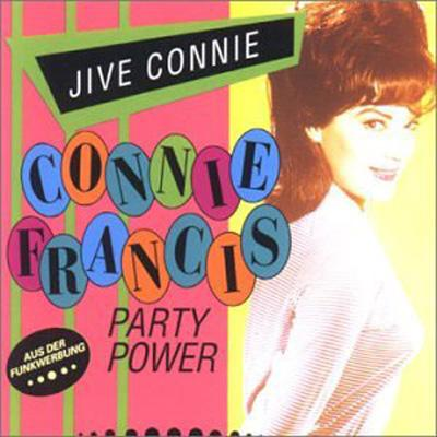 Connie Francis Party