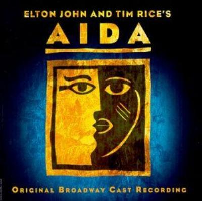 Aida -Elton John And Tim Rice(Dutch Cast)