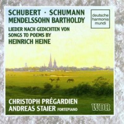 Etc, Heine Lieder: Pregardien