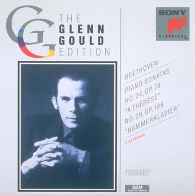 Piano Sonatas.24, 29: Gould