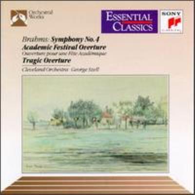 交響曲第4番 セル&クリーヴランド管