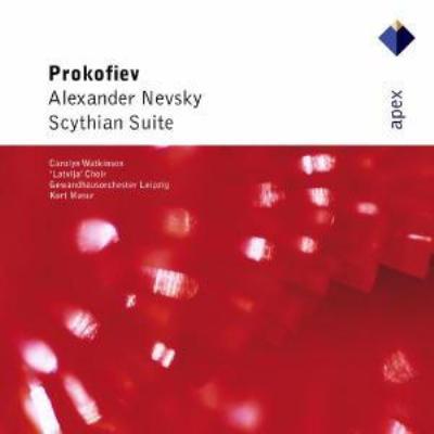 Alexander Nevsky: Masur / Lgo, Watkinson(Ms)latvia.cho