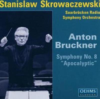 Sym.8: Skrowaczewski / Saarbrucken.rso