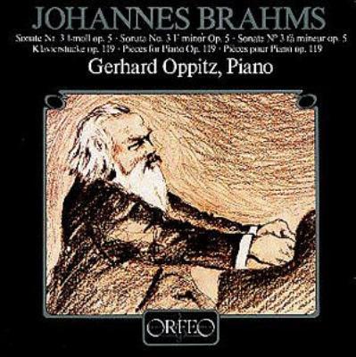 Piano Sonata, 3, Etc: Oppitz