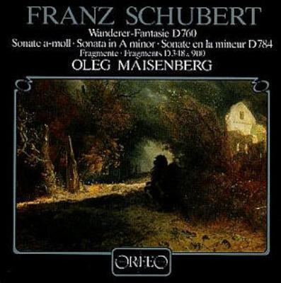 Wanderer-fantasie, Etc: Maisenberg