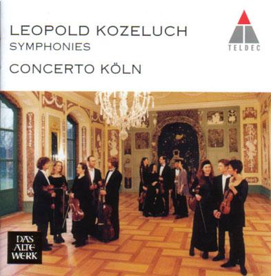 Sym.1, 6, 10, 11: Concerto Koln