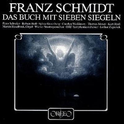 オラトリオ『7つの封印の書』 ツァグロゼク&ORF交響楽団(2CD)