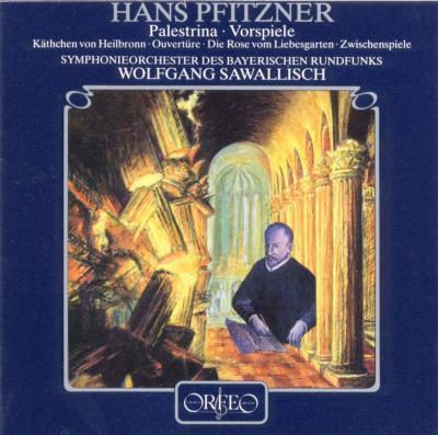 Palestrina-preludes, Overtures: Sawallisch / Bavarian Rso