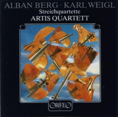 Lyric Suite, String Quartet: Artis Q +karl Weigl: String Quartet, 3,