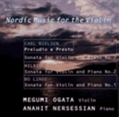 Violin Sonata / 2: 緒方恵(Vn)ネルセシアン(P)