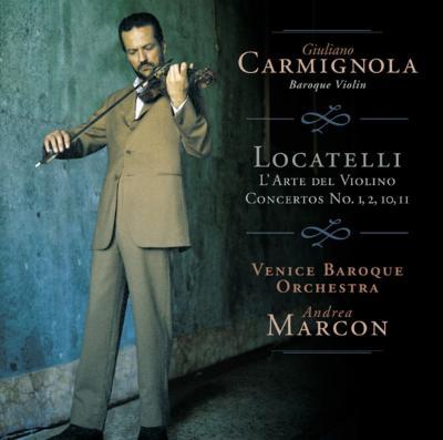 L'arte Del Violino, 1, 2, 10, 11, : Carmignola(Vn)Marcon / Venice Baroque O