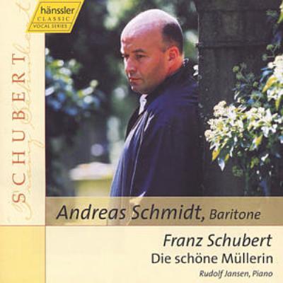 Die Schone Mullerin: A.schmidt(Br), R.jansen(P)