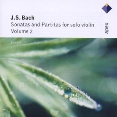 Sonatas & Partitas For Solo Violin Vol.2: Lara Lev