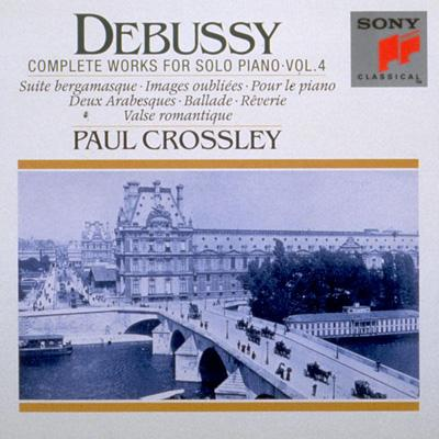Piano Works Vol.4: Crossley