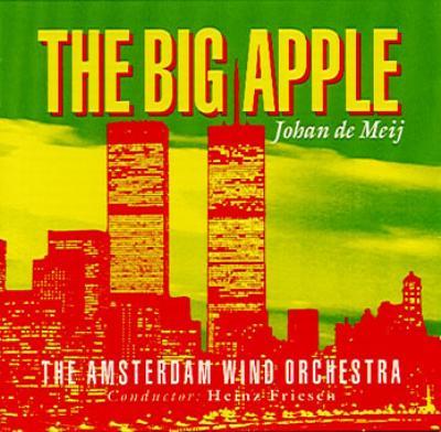 The Big Apple(Sym.2): Friesen / Amsterdam Wind.o +bernstein: Lonely Town, E