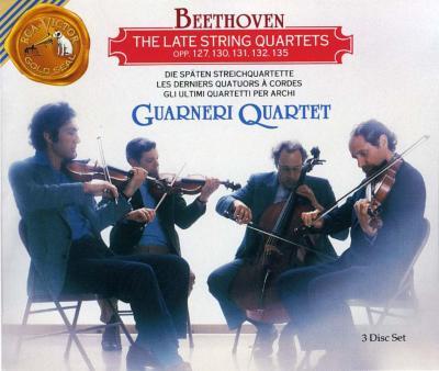 Late String Quartets: Guarneri.q