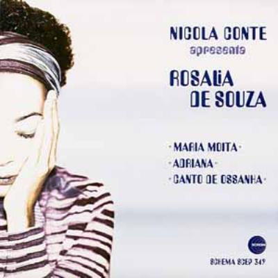 Nicola Conte Apresenta -Garota Moderna