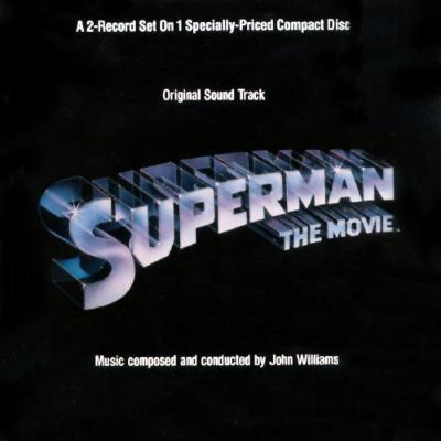 Superman-the Movie -Soundtrack