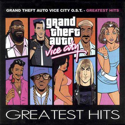 Grand Theft Auto -Vice City (Greatest Hits)
