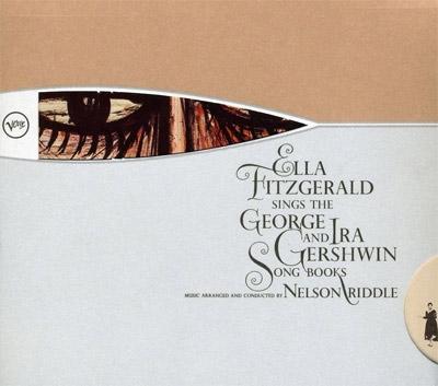 Sings The Gershwin Song Book -remaster (4CD)