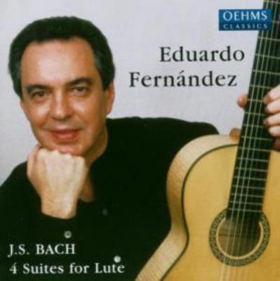 Lute Suites: Fernandez(G)