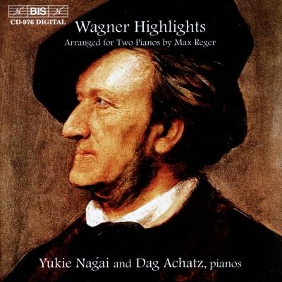 (Piano Duo)transcriptions: 永井幸枝 / Achatz