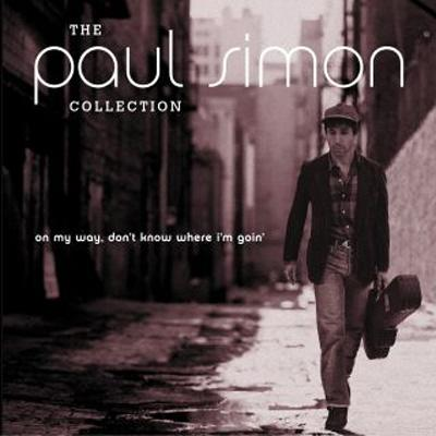 Paul Simon Collection -On Myway Don't Know Where I'm Goin