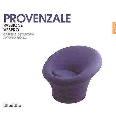Sacred Works Of Provenzale & Contemporary: Florio / Cappella De Turchini