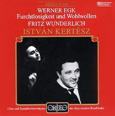 Furchtlosigkeit Und Wohlwollen: Kertesz / Bavarian.rso, Wunderlich(T)