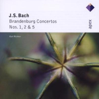 Brandenburg Concerto.1, 2, 5: K.richter / Richter.co