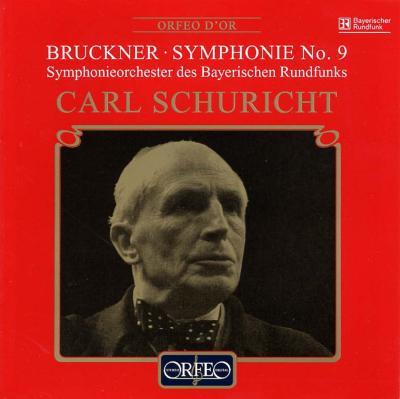 交響曲第9番 シューリヒト&バイエルン放送交響楽団