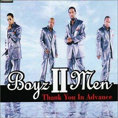 Boyz II Men - Thank You in Advance MP3 Download and Lyrics
