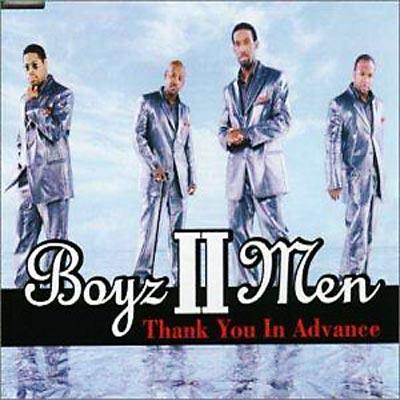 Boyz II Men - Thank You in Advance MP3 Download and Lyrics