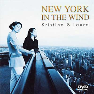 Kristina & Laura New York In Thewind 1春夏編