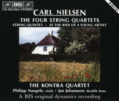 String Quartet.1, 2, 3, 4, Quintet, Etc: Kontra Q Naegele(Va)