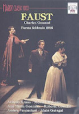 歌劇『ファウスト』 クラウス、ギュゼレフ、ゴンサレス、ほか(1987)
