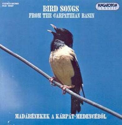 カルパチア地方の鳥の歌 Bird Songs From The Carpathian Basin